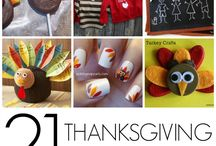 Thanksgiving / by Violet Flowers