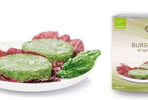 Burger vegetali / Prodotti Conbio vegetali Biologici e vegani.