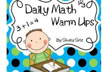 Math for Second Grade / Math ideas and freebies for second grade