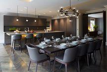 Contemporary kitchens | Cuisines contemporaine