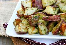 potatoes / by Keely Figueroa