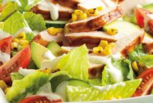 Salad As Entrees / These recipes can stand on their own as a meal / by Fresh Express