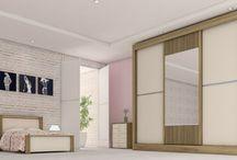 Quarto de Casal | Toque a Campainha / Quer um Quarto confortável e elegante? Na Toque a Campainha você encontra as melhores escolhas opções para montar o seu quarto de casal. Confira: http://goo.gl/zBc17o