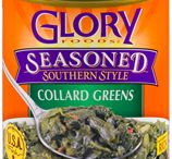 Seasoned Southern Greens & Spinach / View our entire line of Seasoned Southern Greens & Spinach!