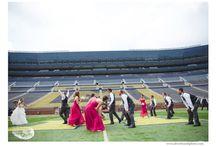 Weddings at Michigan Stadium