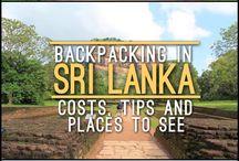 Travel - Sri Lanka, Asia