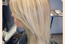 Hair styles & clour