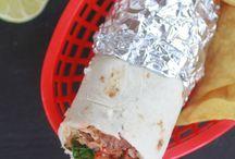 Burrito board