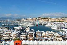 Salon nautique Cannes / le salon nautique de Cannes sera du 4 au 11 septembre pensez à reserver http://www.hotel-olivier-cannes.fr