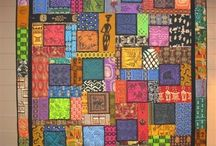 Artistry of Sewing / I learned in junior high and then began again after my son was grown. I have a Quilting board as well:  / by Cheryl Brown .