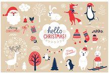mimacik vianoce