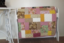 Quilts & Blankets / by Trisha Faulhafer