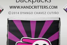 Backpacks / by Hand Critters
