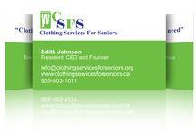Business Cards / My portfolio