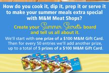 M&m summer secret contest / Contest