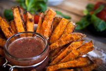 veganes mit Süßkartoffeln