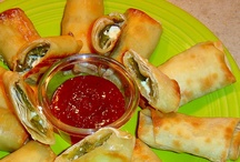 Appetizers / You want appetizers to impress guests or simply looking for appetizers, you'll find it all here.