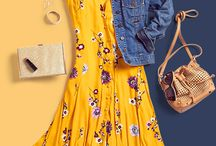 Meridith Jaffe - Spring '18 / 30-50 outfits you love!
