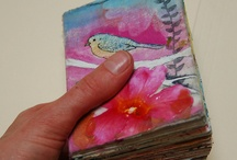 Beautiful Journals / Handcrafted, illustrated journals