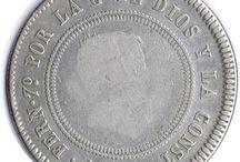 Monedas Monarquía Española