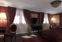 Bedroom Interior Design - Valentina Badeanu