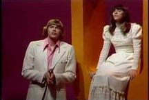 The Carpenters / The wonderful melodious sounds of The Carpenters.