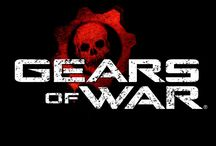 Gears of War / Gears of War is a video game franchise created and originally owned by Epic Games, developed and managed by The Coalition, and owned and published by Microsoft Studios. The series focuses on the conflict between humanity, the subterranean reptilian hominids known as the Locust Horde, and their mutated counterparts, the Lambent.