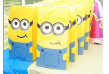 Party Theme- Minions