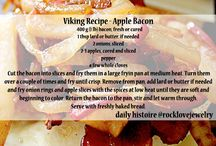 Viking/Pagan recipes