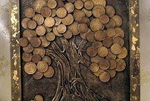 Coins art