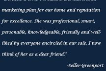 Testimonials / Testimonials from our past and present customers and clients
