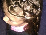 Hair Ideas For Kids / by Doreen Wendt