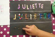 prénom braille