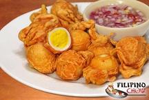 Street Food / See more here: Filipinochow.com/street-food