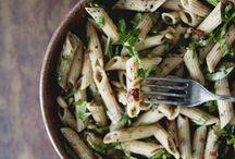 Pasta tapenade salad / Party,cold pasta salad