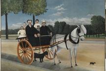 douanier rousseau / peinture