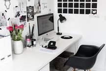 Workspace / My dream workspace from where I conquer the world.