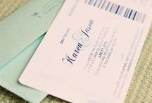 Wedding Invitations / by Gretchen Fleming