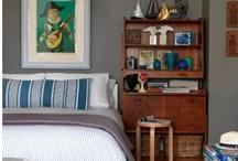 bedrooms / by courtney davis :: kelly + olive