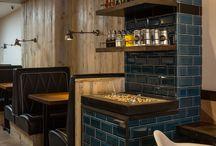 Tiled Restaurants