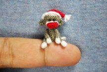 Miniaturas em Crochê