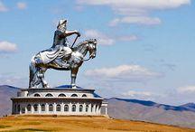 Asia - Mongolia