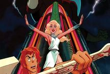 Rock & Rule / One of the greatest, and most underrated, animated movies of all time.