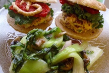 Sesame Salmon Burgers / Quick, easy, and naturally gluten-free, these salmon burgers are nutritious and delicious.  Visit us @ http://bestlifeblueprint.bizblueprint.com/healthy-recipies/sesame-salmon-burgers-by-elana-s-pantry