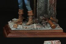 Ian Sci-Fi & Fantasy Figurines