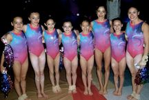Cirque du Soleil Leotards from GK Elite / GK partnered with Cirque du Soleil to develop a line of workout leotards that combine GK's exclusive fit with the whimsical artistry of Cirque du Soleil. These leotards feature exclusive designs, prints and embellishments new to the gymnastics industry.