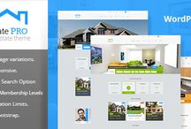 WordPress - Real Estate / PROPERTY AND REAL ESTATE BUSINESS - There are many top notch real estate WordPress themes to choose from, offering advanced functions like IDX integration and advanced page builders for the ultimate in customization.