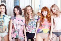 TSHIRT / TSHIRTS 2011 Cristian Radu foto Girls: Mara, Helga, Lana, Ioana, Iulia