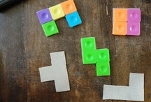 Pentomino, Tangram, Pattern blocks etc.