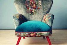 Armchair&chair can be extraordinary!